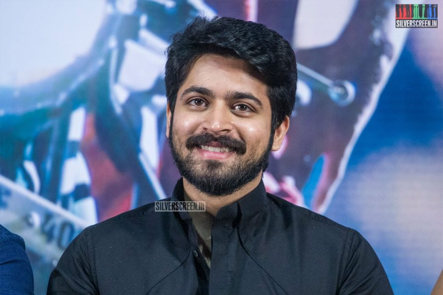 Harish Kalyan At The Ispade Rajavum Idhaya Raniyum Press Meet