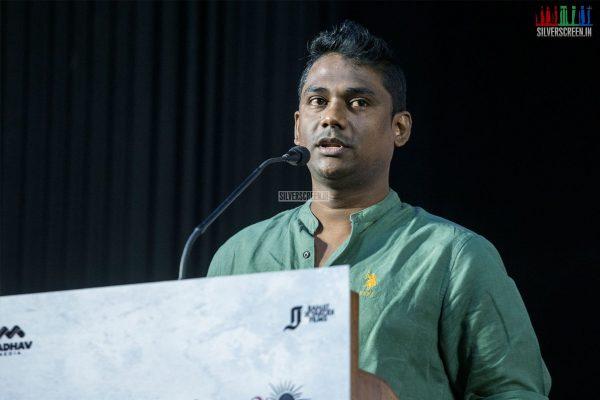 Harish Kalyan, Shilpa Manjunath At The 'Ispade Rajavum