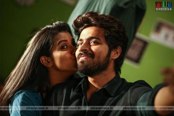 Ispade Rajavum Idhaya Raniyum Movie Stills Starring Harish Kalyan, Shilpa Manjunath