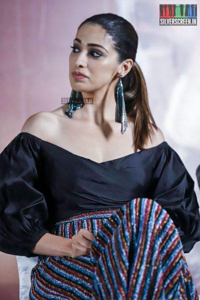 Raai Laxmi At The 'Neeya 2' Press Meet