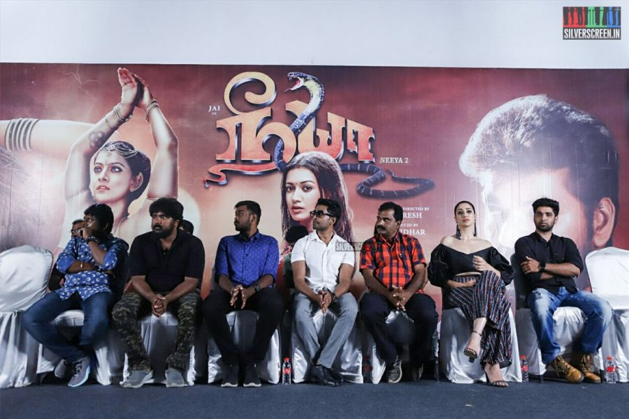 'Neeya 2' Press Meet Photos