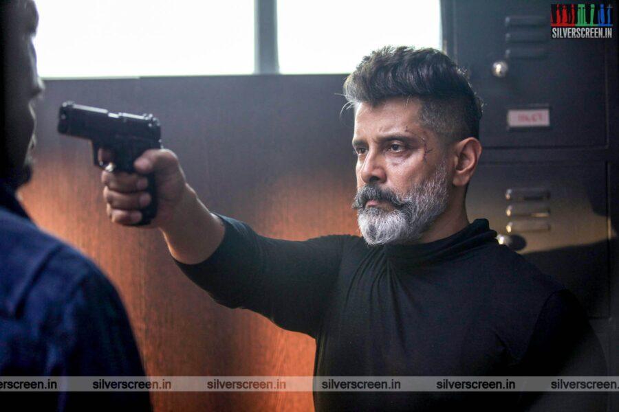 Kadaram Kondan Movie Stills Starring Vikram