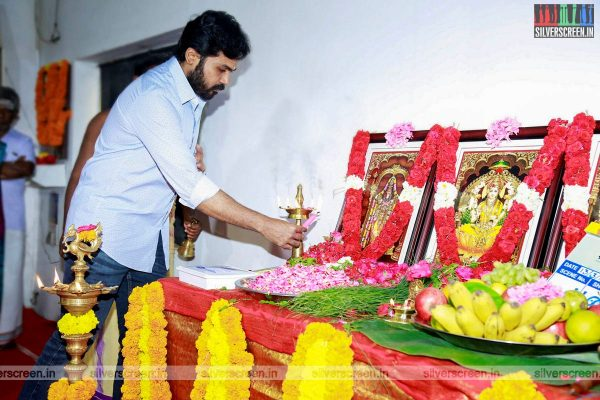 Karthi Untitled Movie Launch Photos