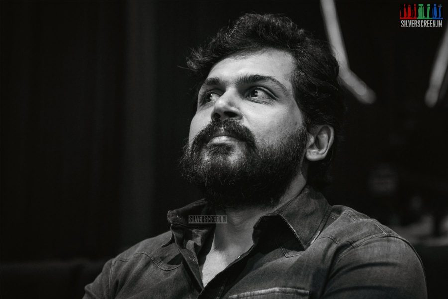 Karthi Sivakumar At The 'July Kaatril' Audio Launch