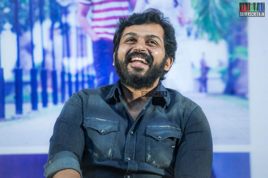 Karthi Sivakumar At The 'July Kaatril' Audio Launch