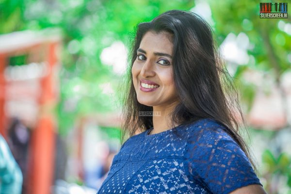 Kasthuri At The 'July Kaatril' Audio Launch