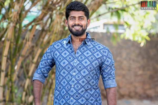Kathir At The 'Sathru' Press Meet