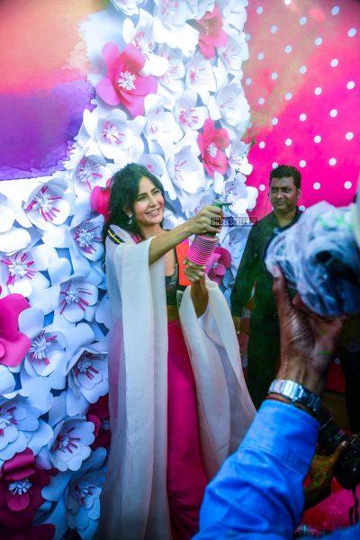 Katrina Kaif At The 'Zoom Holi Event'