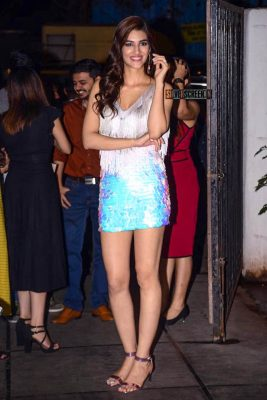 Kriti Sanon At The 'Luka Chuppi' Success Meet