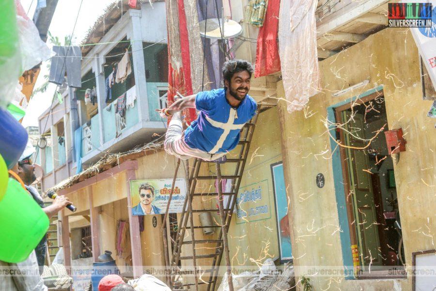 Kuppathu Raja Movie Stills Starring GV Prakash Kumar