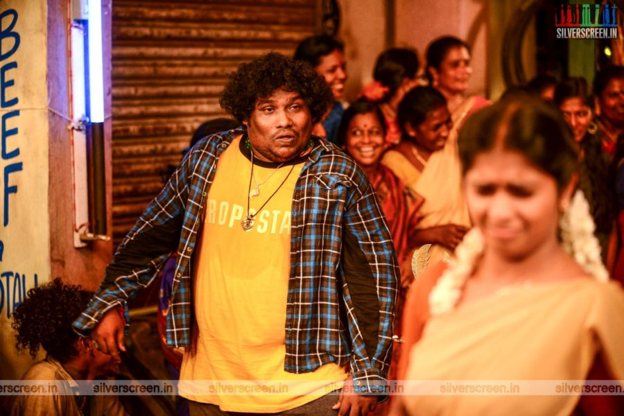 Kuppathu Raja Movie Stills Starring Yogi Babu