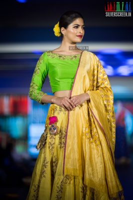 at Madras Bridal Fashion Show Season 2 – Day 2