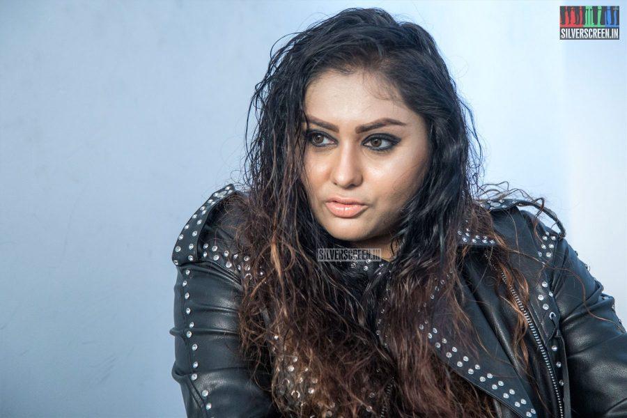 Namitha At A Restaurant Launch In Chennai