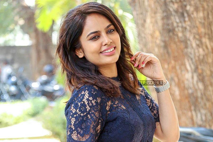 Nanditha Swetha At The 'Prema Katha Chitram 2' Trailer Launch