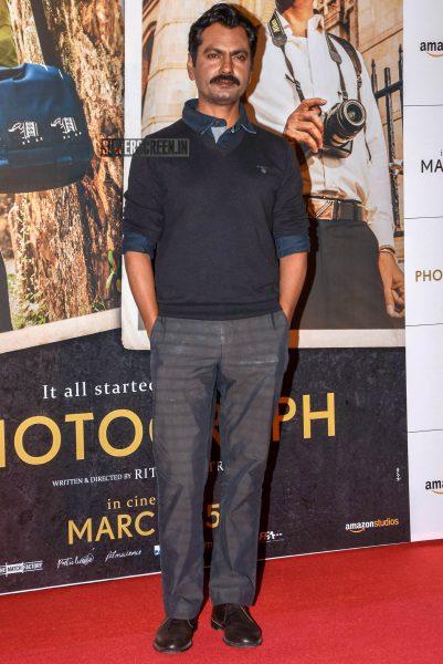 Nawazuddin Siddiqui Promotes 'Photograph'