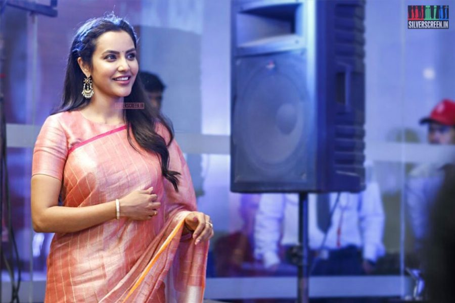 Priya Anand At An International Womens Day Event Hosted By The Dindigul Thalappakatti Restaurant