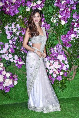 Disha Patani At The Akash Ambani and Shloka Mehta Wedding