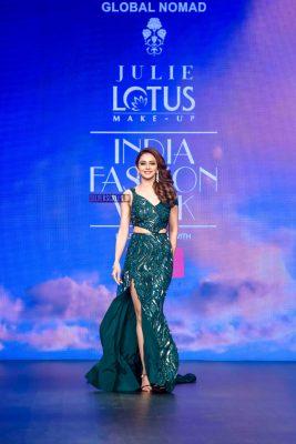 Rakul Preet Singh Walks The Ramp At The 'Delhi Fashion Week 2019 – Day 2'