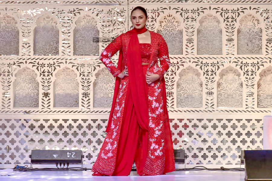 Huma Qureshi At 'Teach For Change' Event