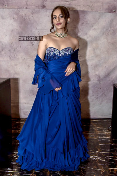 Seerat Kapoor At  'Teach For Change' Event