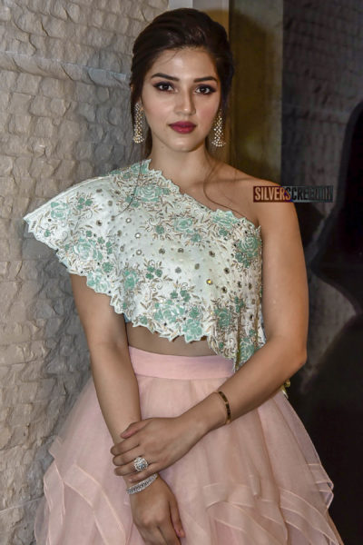Mehreen Pirzada At 'Teach For Change' Event