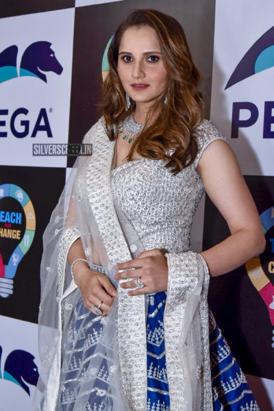 Sania Mirza At  'Teach For Change' Event