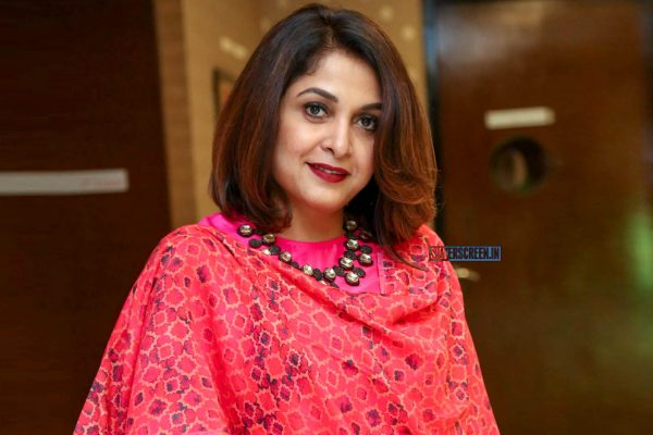 Ramya Krishnan At The Love Games Pre Release Event