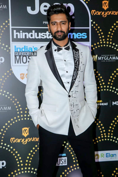 Vicky Kaushal At The 'Hindustan Times India Most Stylish Awards 2019'