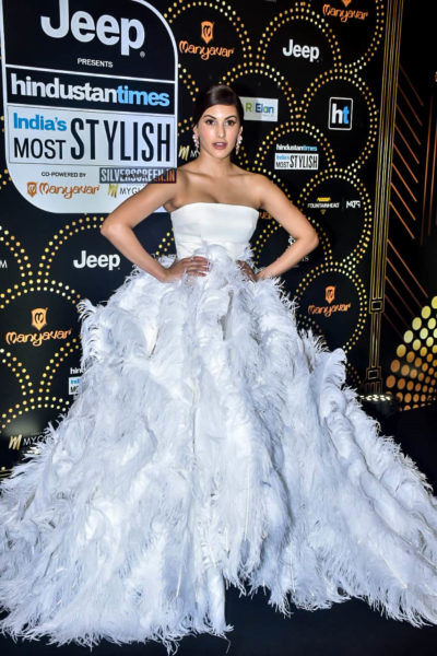 Amyra Dastur At The 'Hindustan Times India Most Stylish Awards 2019'