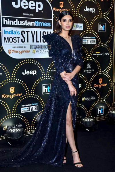 Diana Penty At The 'Hindustan Times India Most Stylish Awards 2019'