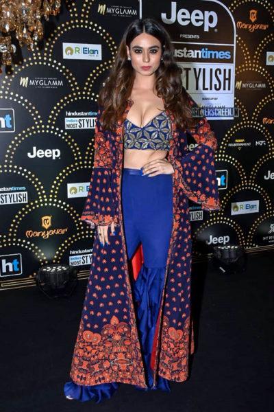 Soundarya Sharma At The 'Hindustan Times India Most Stylish Awards 2019'