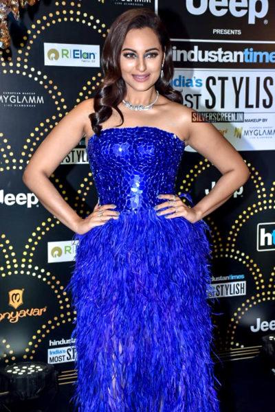 Sonakshi Sinha At The 'Hindustan Times India Most Stylish Awards 2019'