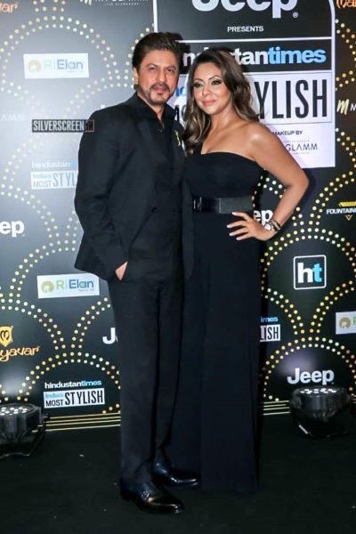 Shah Rukh Khan At The 'Hindustan Times India Most Stylish Awards 2019'