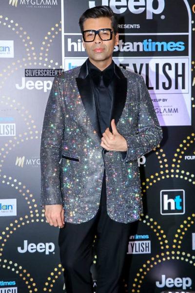 Karan Johar At The 'Hindustan Times India Most Stylish Awards 2019'