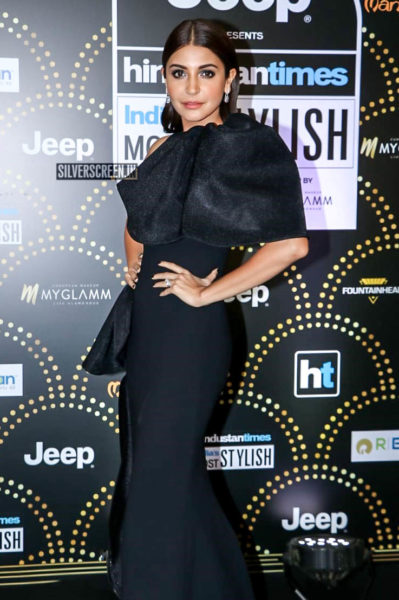 Anushka Sharma At The 'Hindustan Times India Most Stylish Awards 2019'
