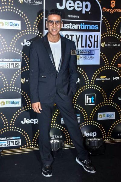 Akshay Kumar At The 'Hindustan Times India Most Stylish Awards 2019'