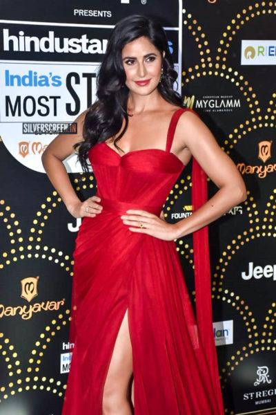 Katrina Kaif At The 'Hindustan Times India Most Stylish Awards 2019'