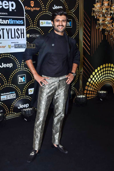 Vijay Devarakonda At The 'Hindustan Times India Most Stylish Awards 2019'