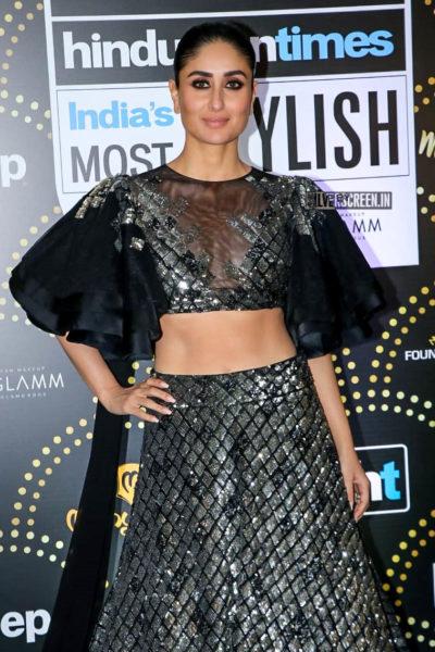 Kareena Kapoor At The 'Hindustan Times India Most Stylish Awards 2019'