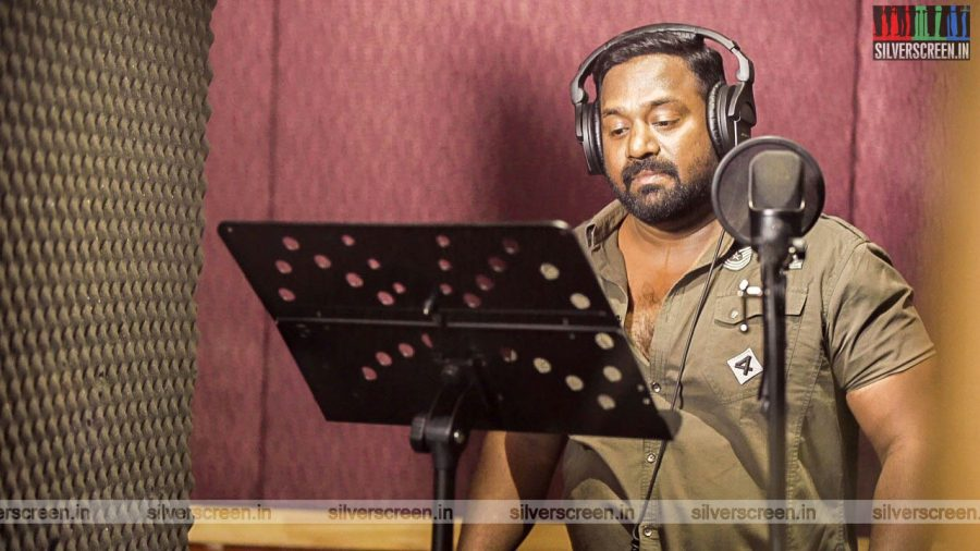 Robo Shankar Turns Playback Singer For Bose Venkat's Film