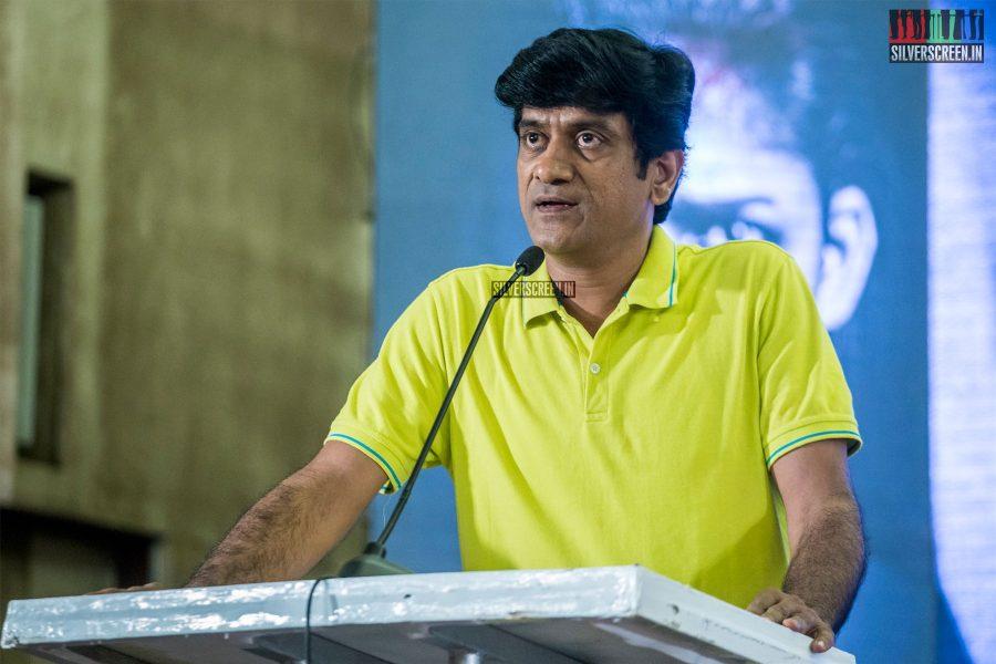 Chaams At The 'Kolaiyuthir Kaalam' Trailer Launch & Press Meet