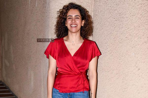 Sanya Malhotra Promotes 'Photograph'