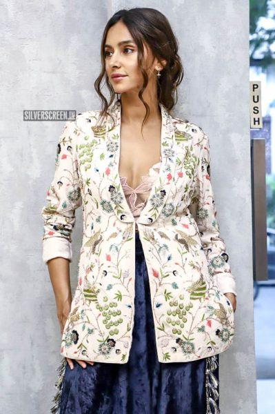 Shibani Dandekar At The Launch Of A Turkish Art Inspired Fashion Range In Mumbai