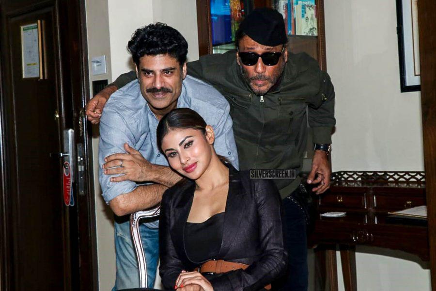 Sikander Kher, Mouni Roy, Jackie Shroff Promte 'Romeo Akbar Walter'