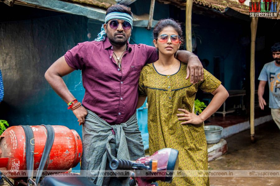 Sindhubaadh Movie Stills Starring Vijay Sethupathi, Anjali