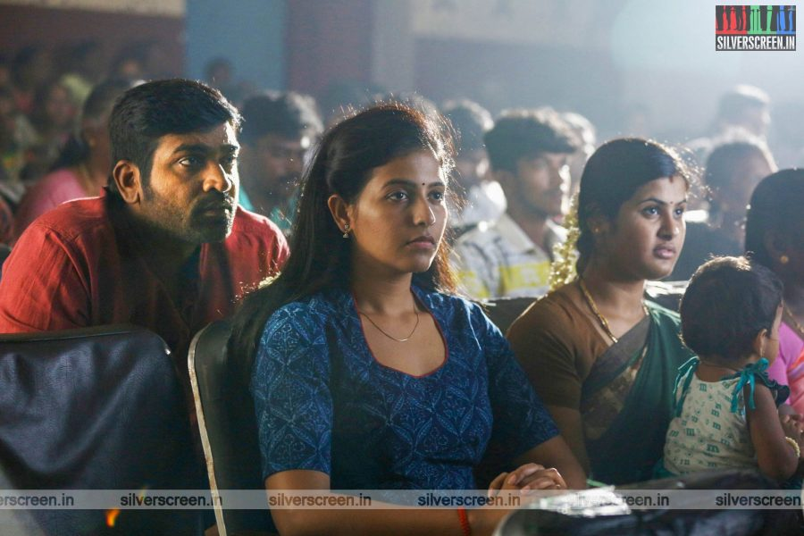 Sindhubaadh Movie Stills Starring Vijay Sethupathi, Anjali