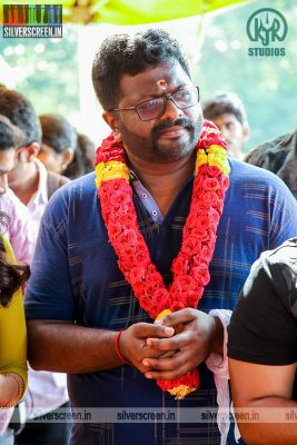 PS Mithran At The 'Hero' Movie Launch