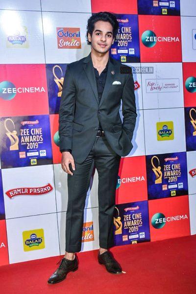 Ishaan Khattar At The 'Zee Cine Awards 2019'