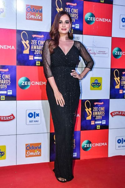 Dia Mirza At The 'Zee Cine Awards 2019'