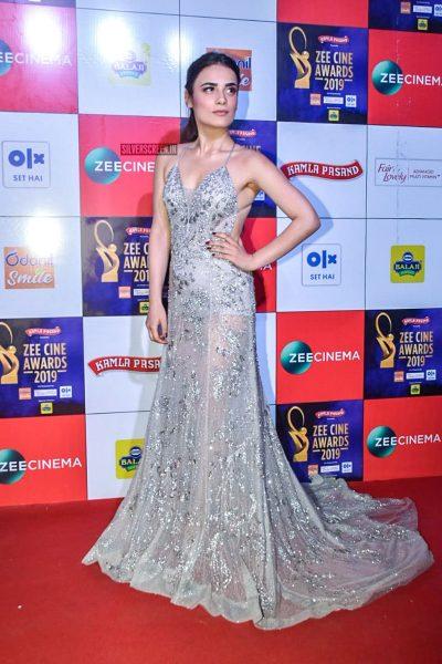 Radhika Madhan At The 'Zee Cine Awards 2019'
